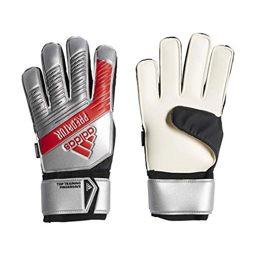adidas Unisex Predator Top Training Fingersave Soccer Gloves