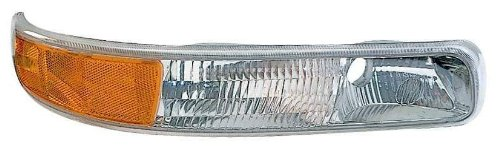 Depo 332-1678R-US Chevrolet Passenger Side Replacement Parking/Signal Light Unit