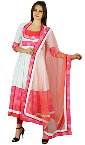 Atasi-Womens-Anarkali-Salwaar-Suit-with-Dupatta-Readymade-Dress-Custom-Clothing