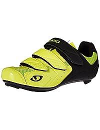 Giro Men's Treble II Highlight Yellow/Matte Black Bike Shoe - 40 M EU