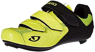 Giro Men's Treble II Highlight Yellow/Matte Black Bike Shoe - 39 M EU