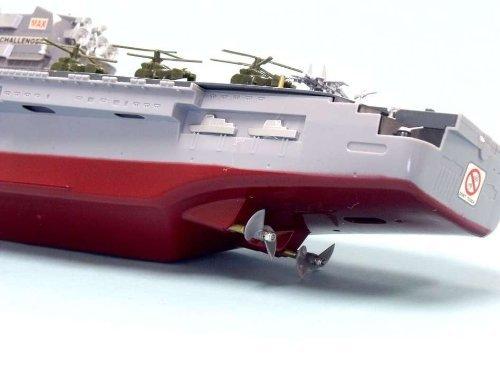 Challenger RC Aircraft Carrier Model 30