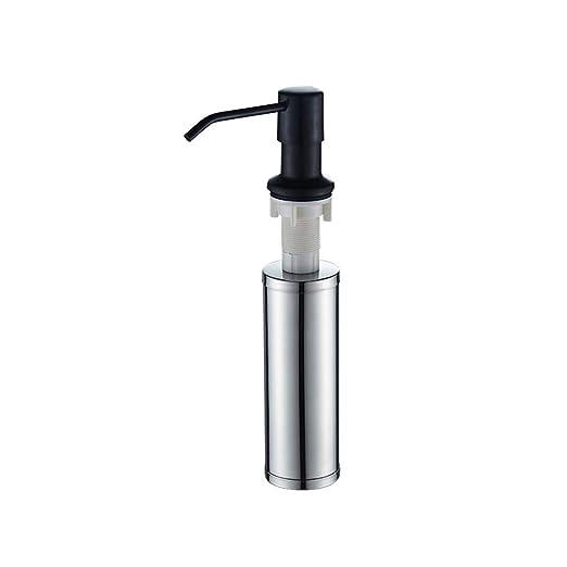 VHVCX 304 Acero Inoxidable Botella Fregadero Con Detergente ...