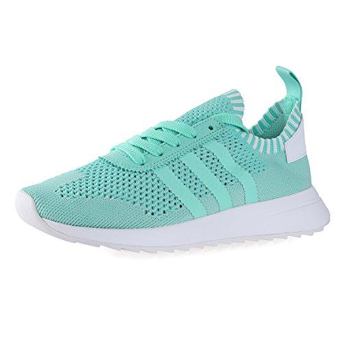 Adidas FLB W PK Original Running Shoe Green / White 6 B(M) US - Adidas M Running Shoes