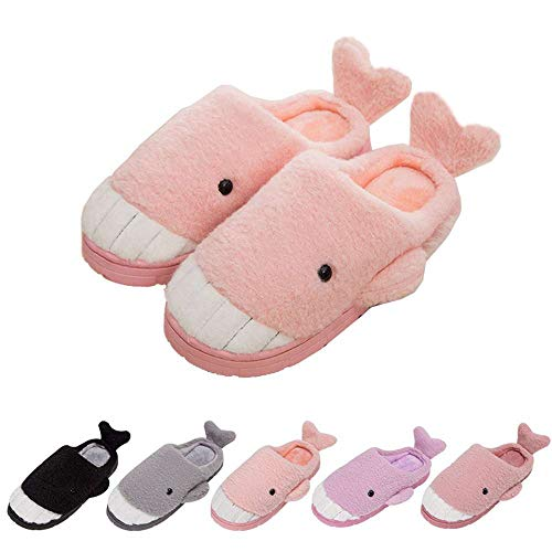 42 Treat Women's Halloween Foam House or Cozy Pink Trick Fleece Memory Slippers nPxPq0gw4B