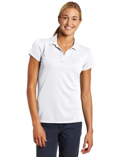 Columbia Women's Innisfree Short Sleeve Polo Fishing Shirt