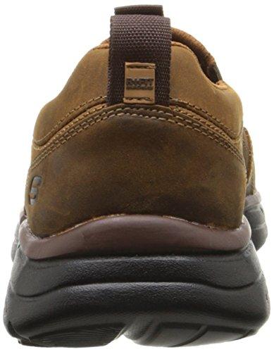 Skechers Usa Heren Glijdt Docklands Instappers Loafer Donkerbruin