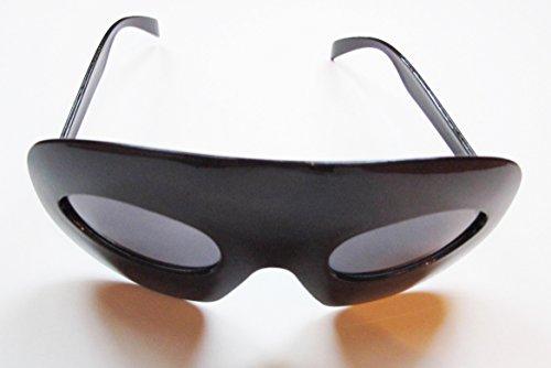 Superheroes With Glasses (TwiceBooked Black Super Hero Mask Gasses - 3 SuperHero Costume Masks)