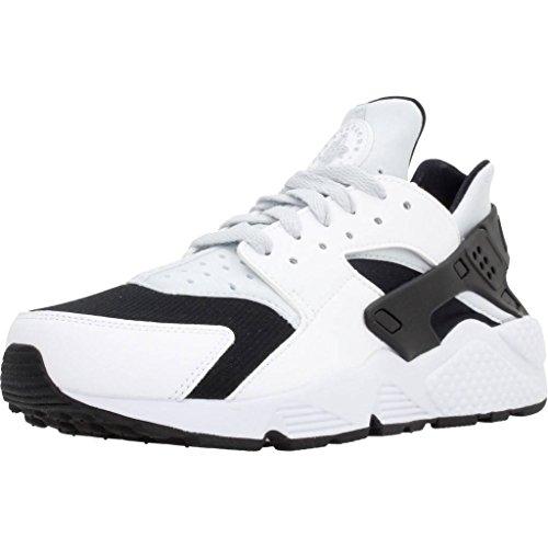 Nike Herren Air Huarache Laufschuhe White/Pure Platinum