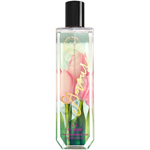 Bath and Body Works La Fleur Fine Fragrance Mist Spring Tulips 8 Ounce 2017 ()