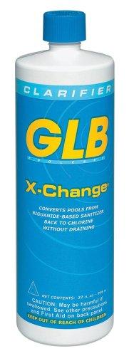 GLB Pool & Spa Products 71034 1-Quart X-Change Biguanide Conversion