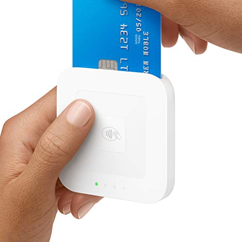 Square Contactless and Chip Reader (Credit Card Services For Small Business Owners)