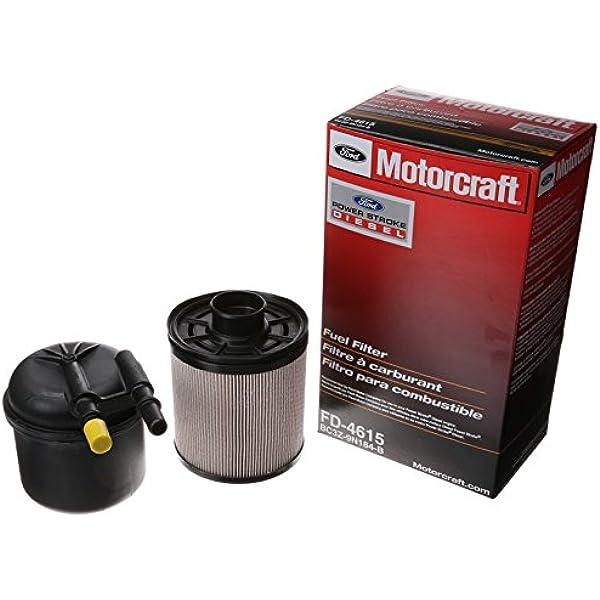 Motorcraft FD Fuel Filter