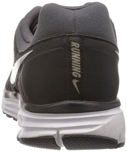 Nike Boy Team Hustle D 8 Basketballschuh Schwarz