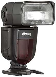Nissin Digital Di700C - Flash con zapata para Canon EOS 1Dx\, negro