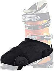 Ski Boot Covers for Walking, Ski Boot Covers, Snow Skiing Boot Covers for Foot Warmth, Keep Your Feet Dry and