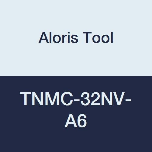 Aloris Tool TNMC-32NV-A6 External Vertical Triangular Threading Insert, 60 Degree by Aloris Tool