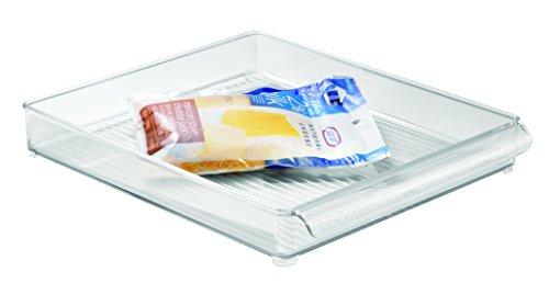 InterDesign Refrigerator Freezer Storage Tray