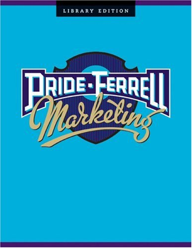 Pride-Ferrell Marketing