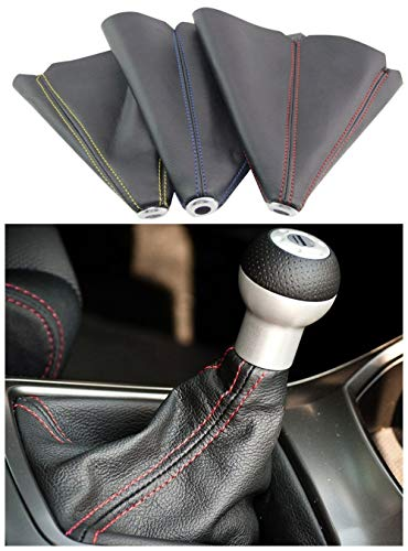 shift knob leather boot - 1