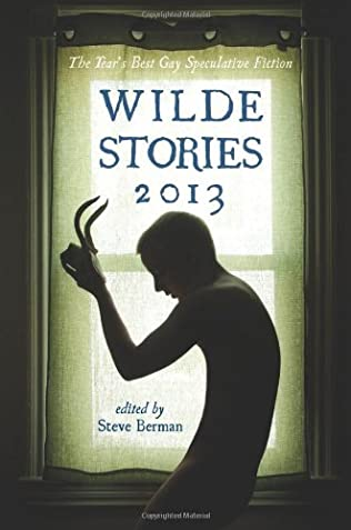 book cover of Wilde Stories 2013