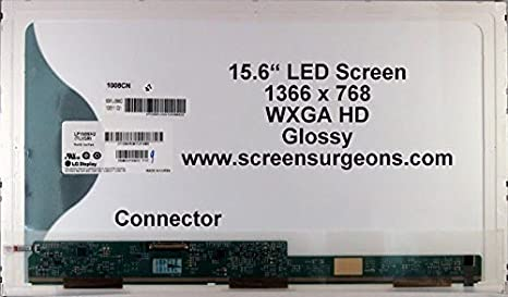 HD 1366x768 Glossy LCD LED Display with Tools SCREENARAMA New Screen Replacement for LTN156AT05-U09
