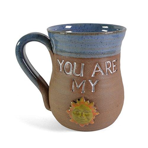 MudWorks Pottery You Are My Sunshine Mug