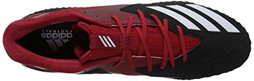 x adidas Mens Power White Freak X Carbon Carbon Black Red Freak qEqnBrx1Ww