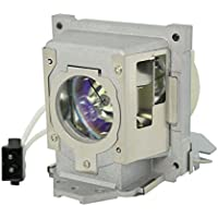 AuraBeam Professional Replacement Projector Lamp for BenQ 5J.J4L05.001 With Housing (Powered by Philips)