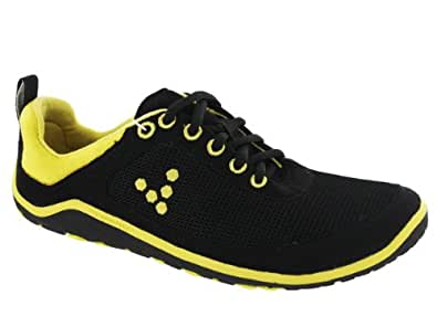 Terra Plana Neo L Black/Yellow 40 Womens Shoes