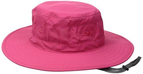 Outdoor Research Womens Solar Roller Hat, Desert Sunrise/Dark Grey, Large