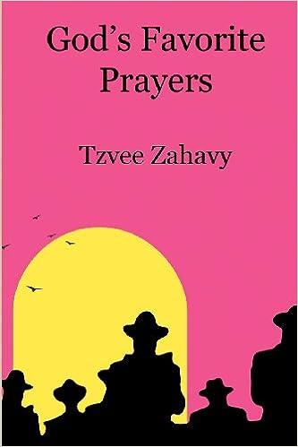 Gratis bok mp3 nedlastinger God's Favorite Prayers by Tzvee Zahavy