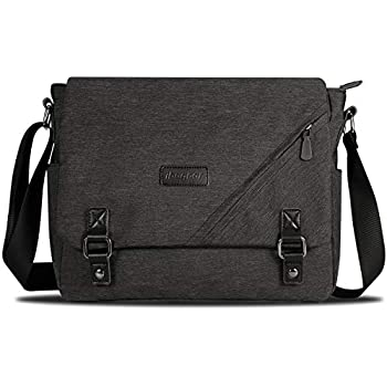 ibagbar Water Resistant Messenger Bag Satchel Shoulder Crossbody Sling Working  Bag Bookbag Briefcase Fits 14 Inch Laptop for Men and Women 5979f7812b275