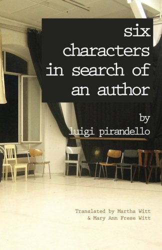 Image of Six Characters in Search of an Author