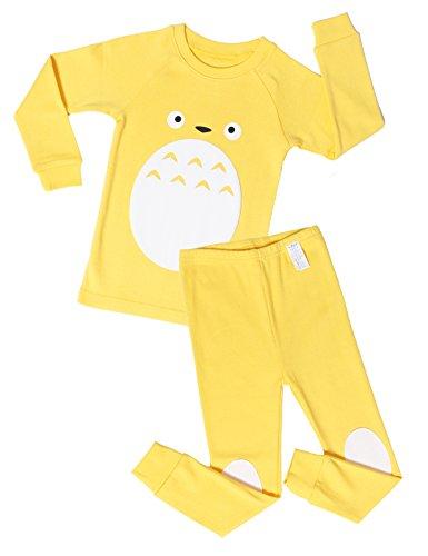 UniFriend Girls Pajamas Children Toddler Christmas Gift Sets Size