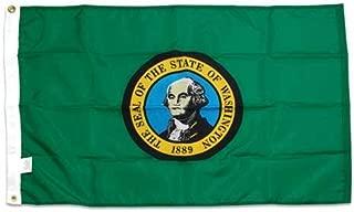 product image for Washington State Flag 4 x 6 Feet Nylon - Outdoor