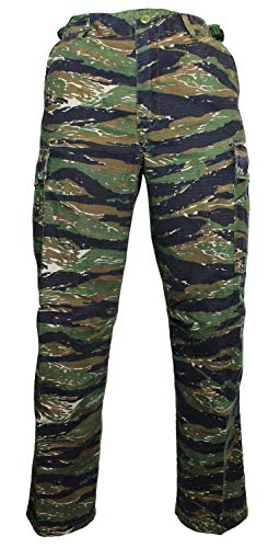 US Tiger Stripe Vietnam Trousers (Medium)