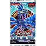 YuGiOh Zexal Card Game Generation Force Booster Pack - English!