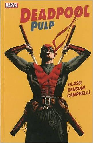 DEADPOOL PULP  Softcover Panini Comics