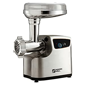 Magic Mill Pro Heavy Duty Multi-functional Commercial Grade Meat Grinder and Tomato Juicer – Pretty sure that wasn't supposed to happen