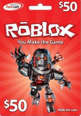 Roblox - ROBLOX $50 Game Card - Buy Online in UAE. | by ...