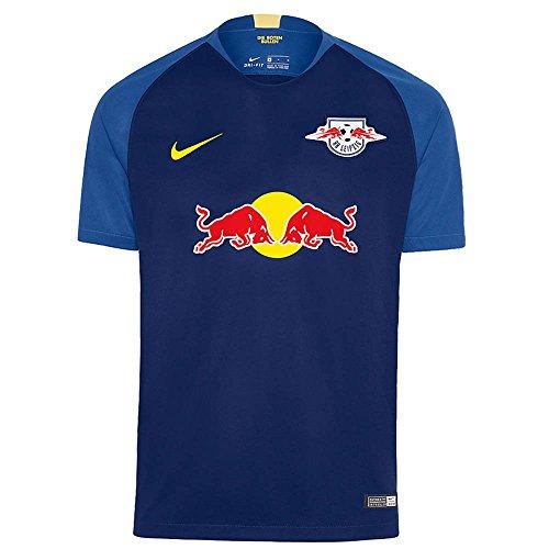Shirt Away Nike (NIKE 2018-2019 Red Bull Leipzig Away Football Shirt)