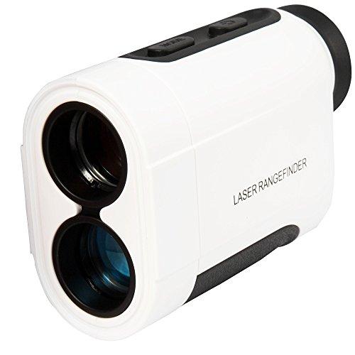 Golf Rangefinder, Laser Range Finder with Pinsensor, 656 Yards laser Binoculars Hunting Distance Measuring Tool, perfect for Golf, Engineering Survey