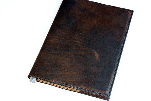 Sketchbook Chestnut Stitching Moleskine Personalized product image