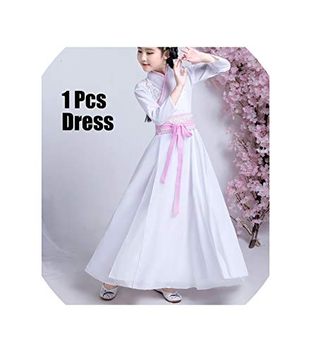 France Traditional Costumes For Kids - Chinese Kids Costume Traditional Chinese Hanfu