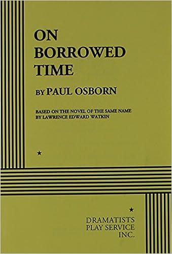 On Borrowed Time.