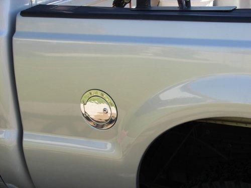 Locking BILLET Gas Fuel Door for 1994-2001 Dodge Ram 1500 Truck T6061 94 95 96 97 98 99 00 01