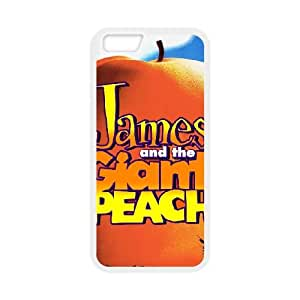 James and the Giant Peach iPhone 6 Plus 5.5 Inch Cell Phone Case White I3628096