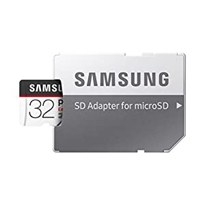 Samsung PRO Endurance 32GB Micro SDHC Card with Adapter - 100MB/s U1 (MB-MJ32GA/AM)