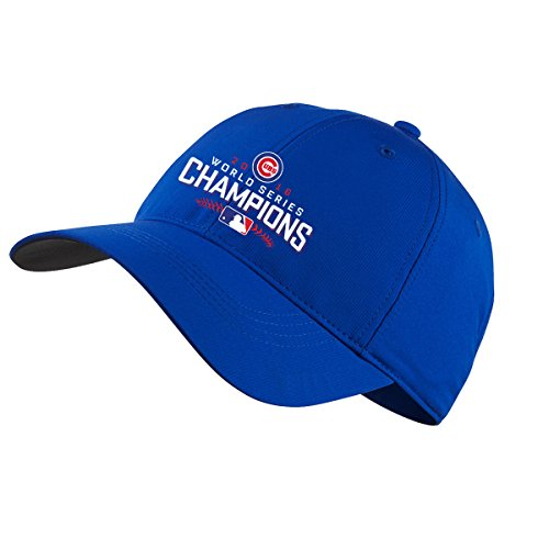 Nike Chicago Cubs 2016 World Series Champions Legacy 91 Tech Hat